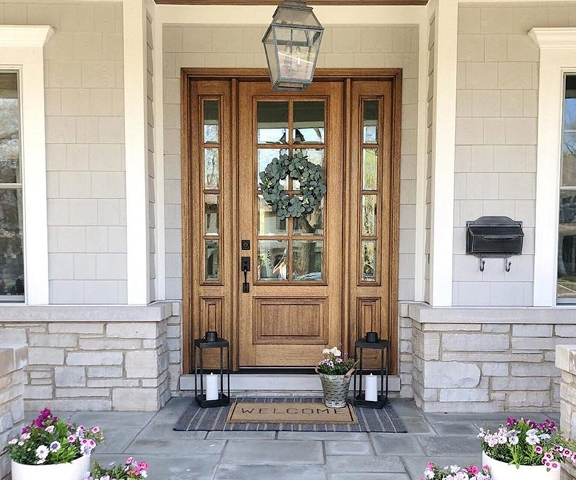 Craftsmanship Deco Makes a Comeback in Architectural Doors