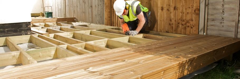 Deck Installation is the Centerpiece to Design Around
