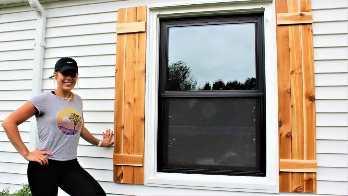 The most effective method to Choose the Best Exterior Wood Shutters For Your Home