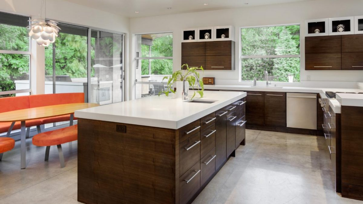 Business Flooring Options for Kitchens