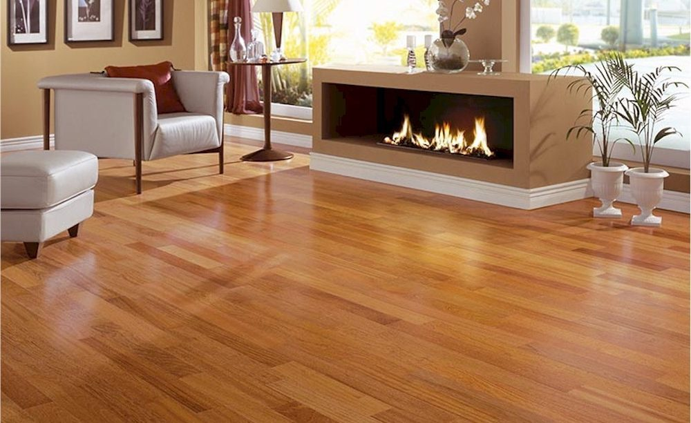Lumber Flooring to Add to the Elegance of the Property