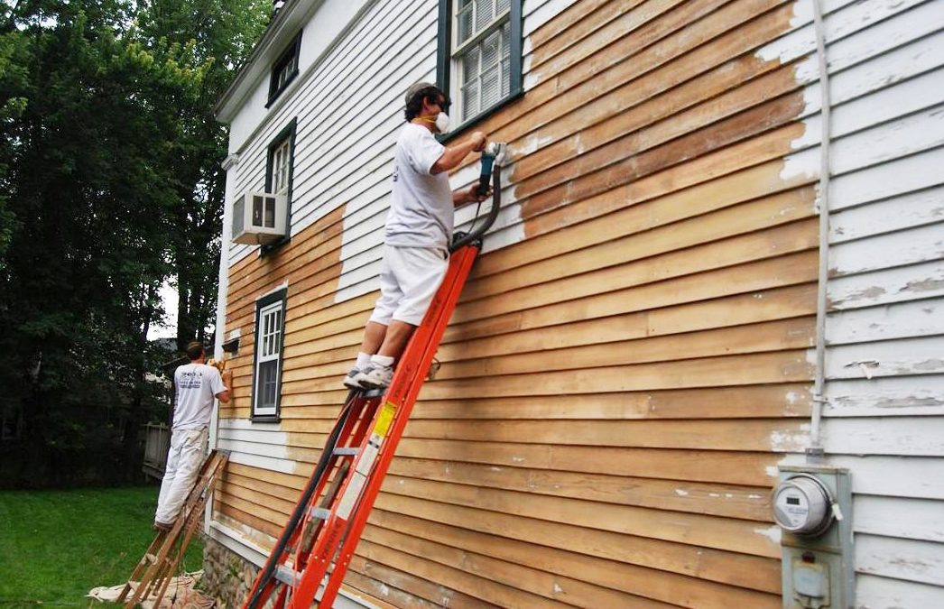 Painting Exteriors – How to Do it Like a Pro