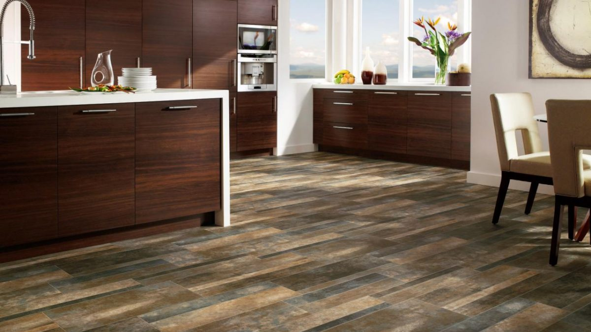 Vinyl Wood Flooring: Viable Solutions