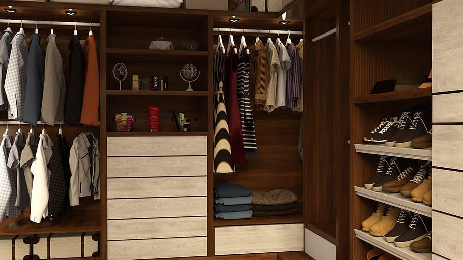 5 top benefits of having a professionally designed custom closet system
